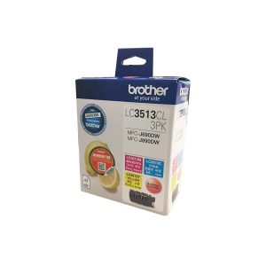 Brother ink lc3513cl 3pk