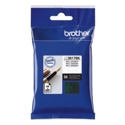 Singapore Original Brother Ink LC3617BK Black for Printer Model: MFC-J2330DW, MFC-J2730DW, MFC-J3930DW
