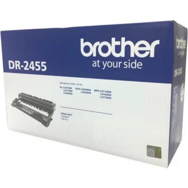 Singapore Original Brother DR-2455 Drum For Printer: DCP-L2535DW, DCP-L2550DW, Hl-2375DW, MFC-L2715DW, MFC-L2750DW