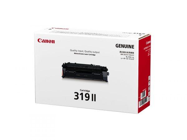 Singapore Original Canon Cart-319II Black High Capacity Toner for Printer Models: LBP-6300dn, 6650dn, MF5870dn, 5980dw, LBP-6680X, MF6180dw, MF416dw, LBP253x, LBP251dw