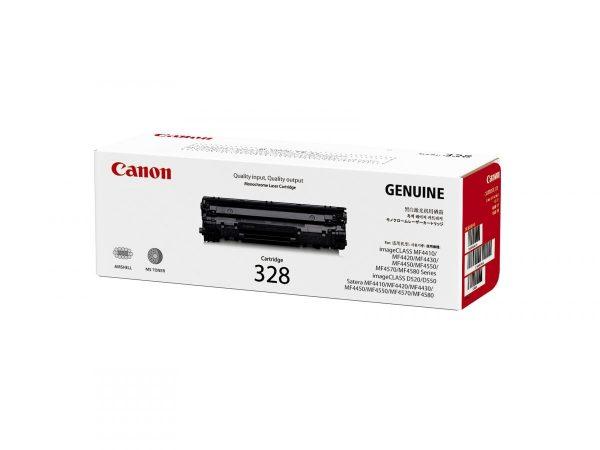 Singapore Original Canon Cart-328 Black Toner for Printer Models: MF4412, MF4420w, MF4450d, MF4550d, MF4570dn, MF4580dn, D520, MF4750, MF4870DN, L170, MF4720W, MF4890dw, MF4820D, MF4980