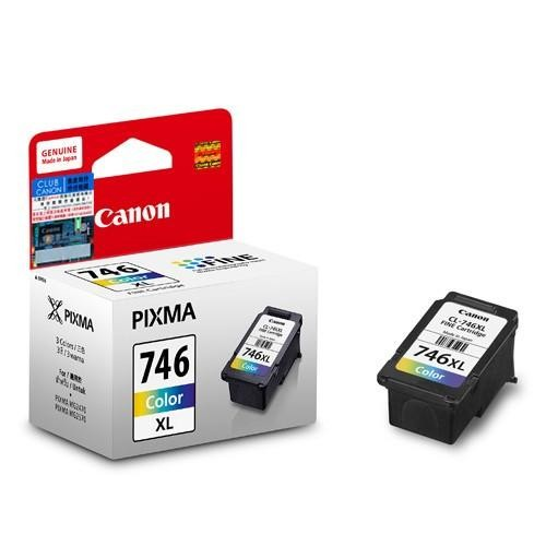 Singapore Original Canon CL-746 XL Color Ink for Printer Models: iP2870, iP2872, iP2870S, MG2470, MG2570, MG2570S, MG2970, MX497