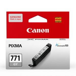 Singapore Original Canon CLI-771 Grey Ink forPrinter: MG7770, TS8070