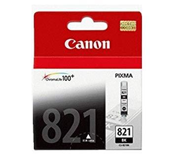 Singapore Original Canon CLI-821 Black Ink for For Printer: iP3680, iP4680, MP545, MP558, MP568, MP628, MP638, MP648, MP988, MP996, MX876, MX868