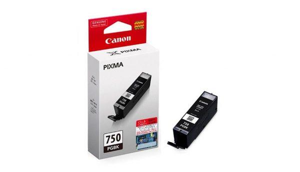 Singapore Original Canon PGI-750 Black Ink For Printer: iP7270, iP8770, iX6870, MG5470, MG5570, MG5670, MG6370, MG6470, MG6670, MG7170, MG7570, MX727, MX927, iX6770