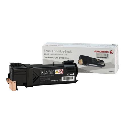 Singapore Original Fuji Xerox Toner CT201632 Black Toner for Printer Models: DocuPrint CM305 df, CP305 d