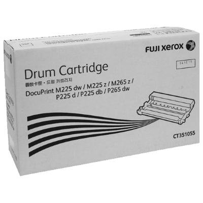Singapore Original CT351005 Drum for Printer Models: Fuji Xerox Docuprint M115 b, M115 f, M115 fs, M115 fw, M115 z, P115 b, P115 w