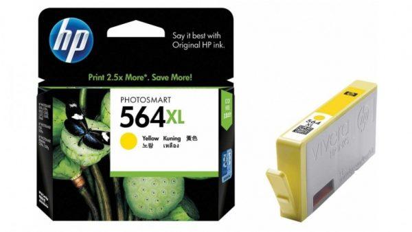 HP 564xl yellow CB325WA ink