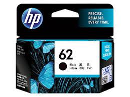 Singapore Original HP-62 Black (C2P04AA) Ink For Printer: HP ENVY 5640, 7640, HP Officejet 5740