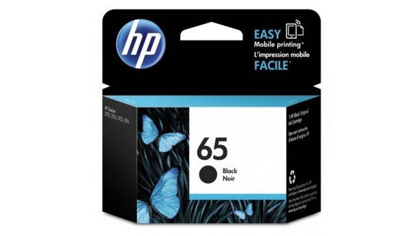 Singapore Original HP-65 Black Ink (N9K02AA) for Printer HP DeskJet 3720, 3721, 3723 and HP DeskJet Ink Advantage 5075