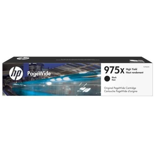 Singapore Original HP-975X Black Ink (L0S09AA) For Printer: HP PageWide Pro 452dw, 552dw, 477dw, 577dw, 577z