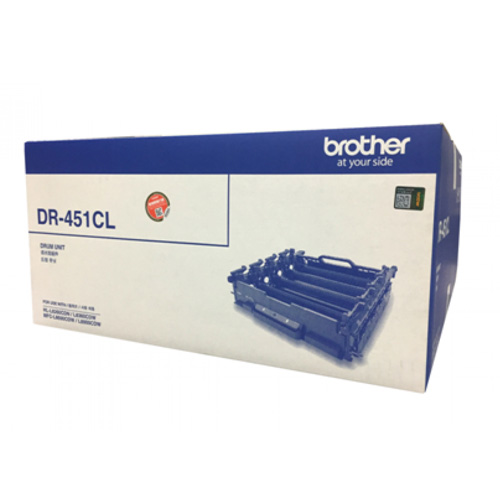 Singapore Original Brother DR-451CL Drum for Printer Model: HL-8260CDN, HL-L8360CDW, MFC-L8690CDW, MFC-L8900CDW