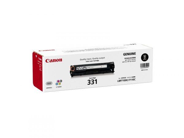 Singapore Original Canon Cart-331 Black Toner for Printer Models: LBP-7100Cn, 7110Cw, MF8210Cn, MF8280Cw, MF628CW, MF621Cn