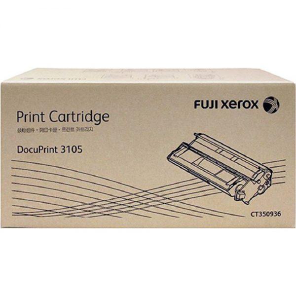 Singapore Original Fuji Xerox CT350936 Toner for Printer Models: DocuPrint 3105