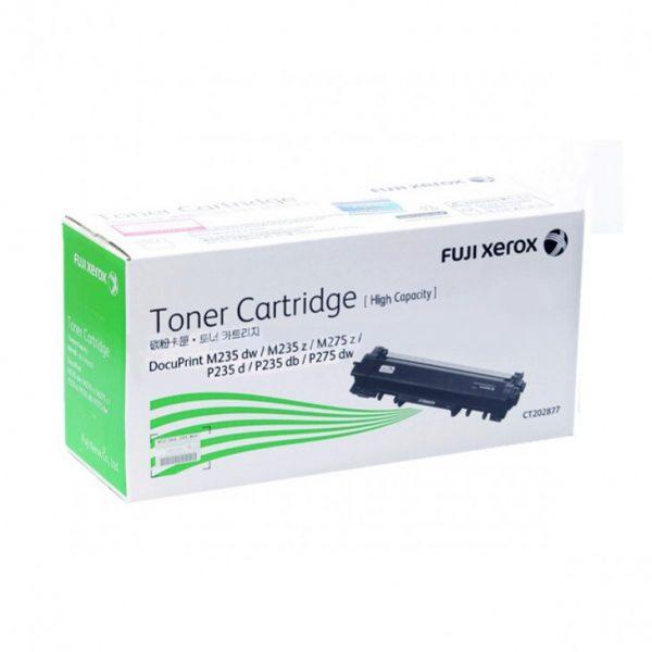 Singapore Original Fuji Xerox CT202877 Toner for Printer Models: P285DW, M285Z
