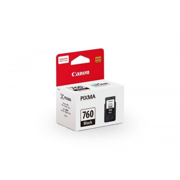 Canon PG760 Black Ink